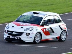 Vauxhall Motorsport returns to BRC with Adam R2 Photo