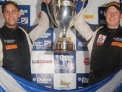 Bogie is the first previous champion to confirm BRC attack next year Photo