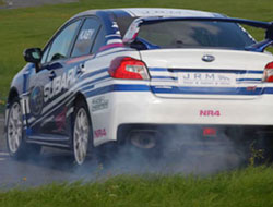 JRM Group Subaru Impreza NR4 Photo
