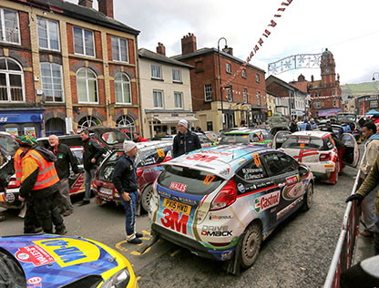 Wales Rally GB – How did prospective BRC competitors fare? Photo
