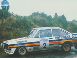 Vatanen name is back in the British Rally Championship for 2016 Photo