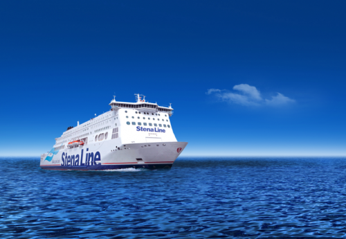 Full steam ahead with Stena Line Photo
