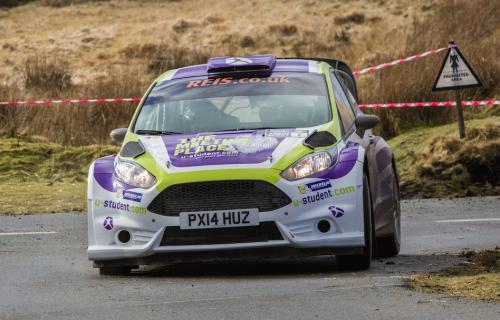 Tarmac expert Laffey to contest full MSA British Rally Championship Photo