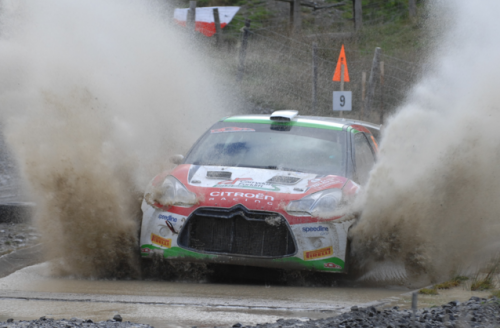British Rally Championship set for spectacular return to action Photo