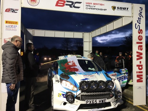 The BRC is go! Photo