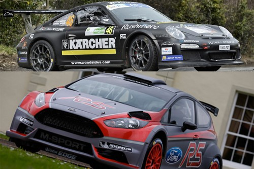 Robert Woodside commits to BRC with Kärcher Photo