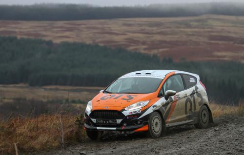 Scottish Junior rally driver gears up for MSA British Rally Championship Photo