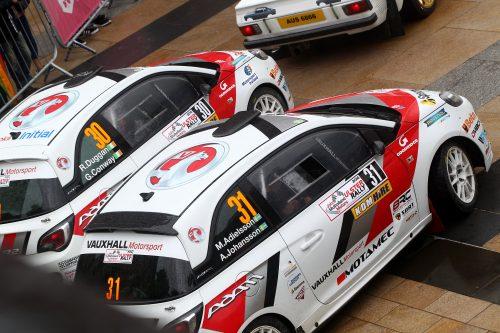 Vauxhall Motorsport progressing plans Photo