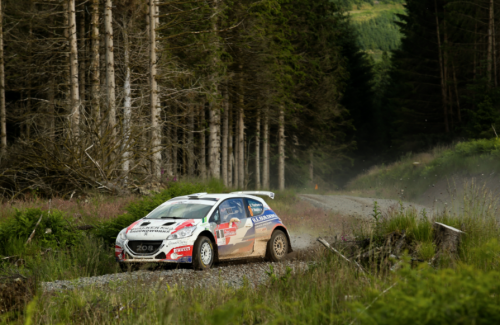 RSAC Scottish Rally ready for action Photo