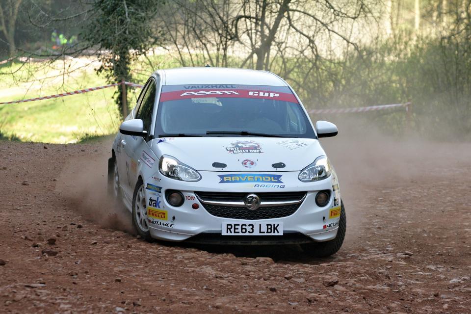 Incentive scheme for Vauxhall ADAM competitors - MSA British Rally ...