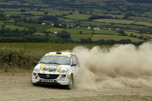 Devine at the double in Prestone Motorsport News Junior BRC Photo
