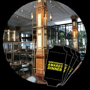 General Ticket – Anniversary Awards Dinner