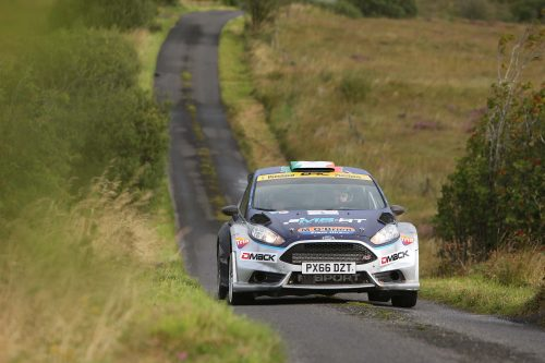 Ulster Rally returns to Antrim for 2018 Photo