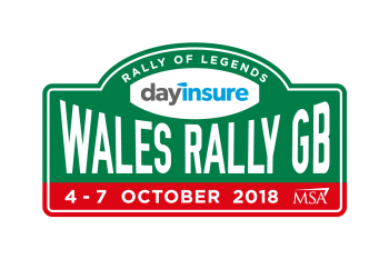 Dayinsure Wales Rally GB Logo