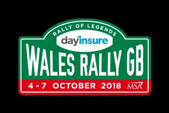 Dayinsure Wales Rally GB Logo