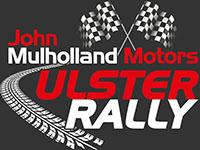 John Mulholland Motors Ulster Rally Logo