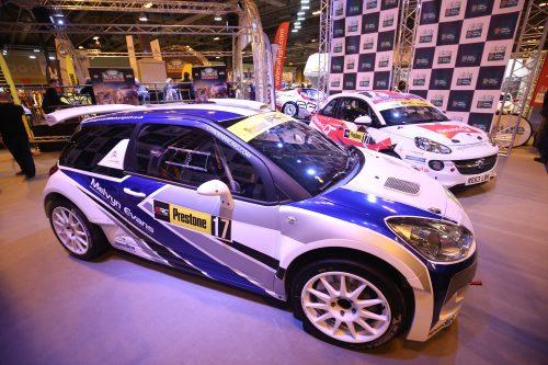 Prestone MSA British Rally Championship launches into new season Photo