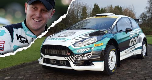 Edwards to lead M-Sport BRC title attack Photo