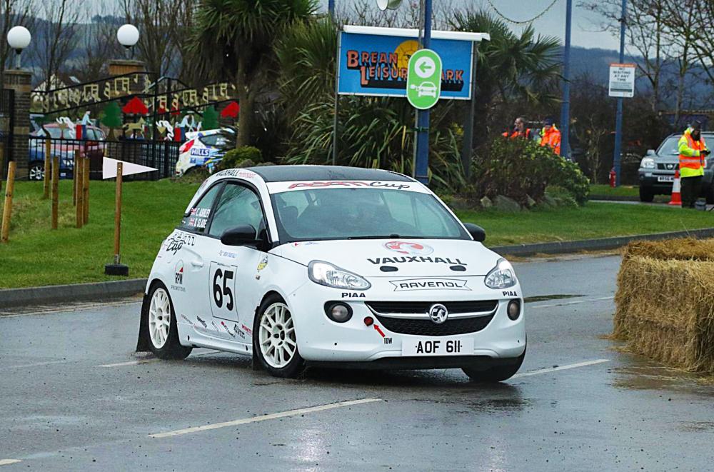 ADAM Cup is GO! - MSA British Rally Championship