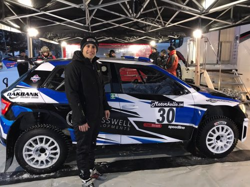 Bogie ready to mount BRC title assault Photo