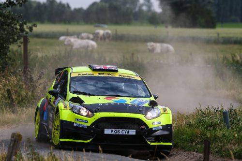 Rally Monteberg – the perfect warm up to Ypres Photo