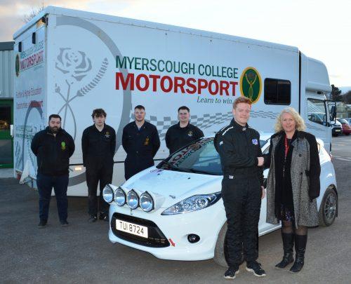 Lang partners with University Centre Myerscough for BRC assault Photo