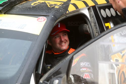 In the Driving Seat: Marty McCormack digging deep Photo