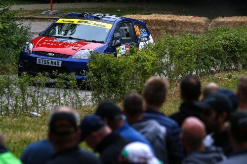 Open to all – rule tweak for Ypres Rally Photo