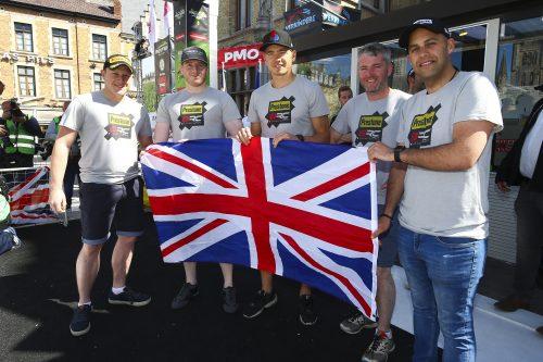 Penalty heartbreak for British Rally Championship Photo
