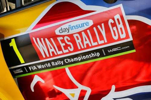 All BRC roads lead to Wales Photo
