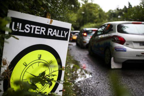 Ulster added to British Rally Championship calendar Photo