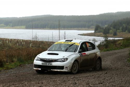 Wilkinson returns for Wales Rally GB Photo