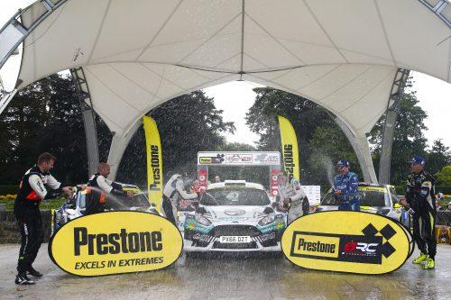 Exciting new 2019 Prestone MSA British Rally Championship calendar announced Photo