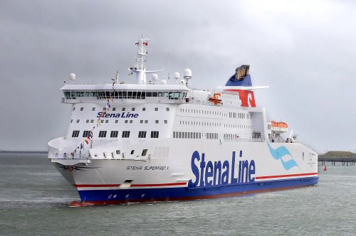 Full steam ahead with Stena Line going into 2019 Photo