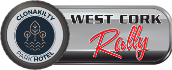 Clonakilty Park West Cork Rally Logo