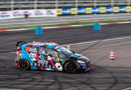 Yates masters Monza Rally Show Photo