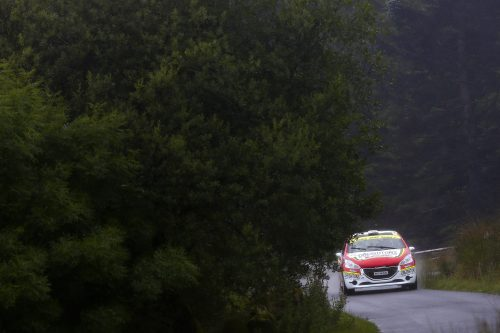 Peugeot UK Supports British Rally Championship Juniors with prize fund Photo