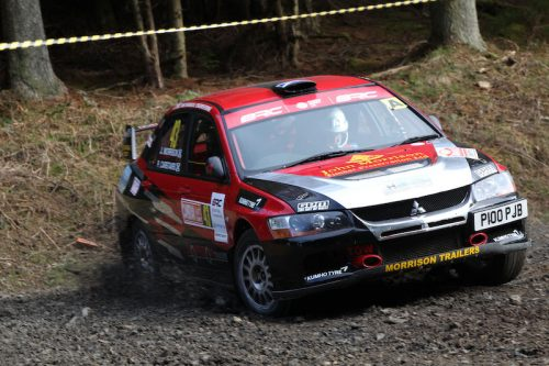 National Rally Championship welcomes all to the BRC Photo