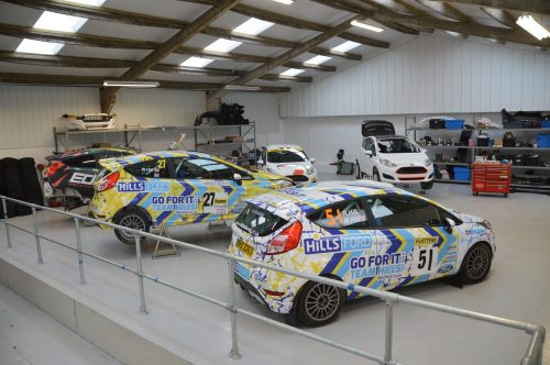 EDSL Sport become official UK Ford Fiesta R2 reseller Photo