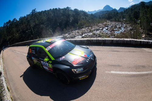 Yates ready for fireworks on Pirelli International Rally Photo