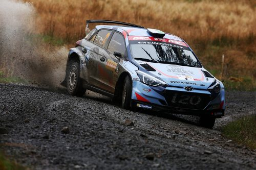 Double top for Cave in the BRC Photo