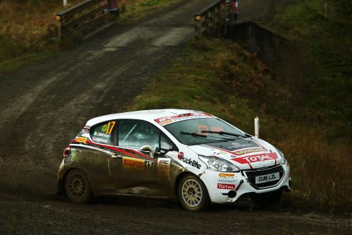 McErlean mounts mid-season BRC title tilt Photo