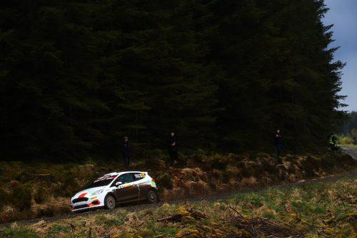 2021 Trackrod Rally Yorkshire gears up Photo