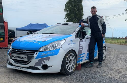 Reynolds ready for BRC return with Peugeot Photo