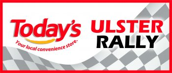Today's Ulster Rally Logo