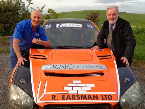 Galloway Hills Rally marks 20th anniversary of Armstrong Group partnership Photo