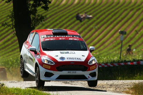 Bell ready to fight for Fiesta Trophy Photo