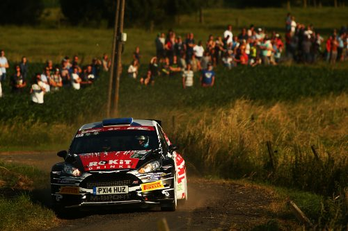 2020 British Rally Championship calendar announced Photo