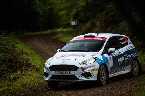 Retson eyes World Championship prize drive with Junior BRC return Photo
