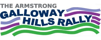 Armstrong Galloway Hills Rally Logo